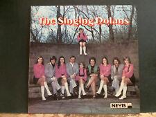 NOLANS  The Singing Nolans LP  Signed by the Nolans!  1972   Lovely copy  RARE !