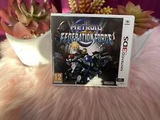 Nintendo 3DS Metroid Prime Federation Force game 🎮