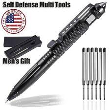 Tactical Pen Outdoor EDC Self Defense Emergency Survival Camping Gear Multi Tool