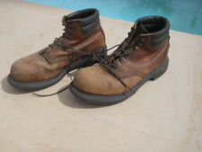 Used Distressed Redwings RED WING 2245 STEEL TOE LEATHER BOOTS Mens SZ 12 E3  a3