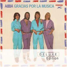 ABBA - GRACIAS POR LA MUSICA  (CD+DVD)  CD + DVD NEU