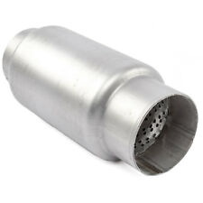 Dynomax 24250 Race Bullet Muffler In/Out: 3'' Overall Length: 9''