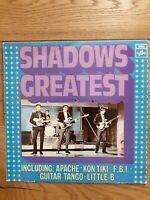 The Shadows ‎ Shadows Greatest  5C 058-05381 Vinyl, LP, Compilation