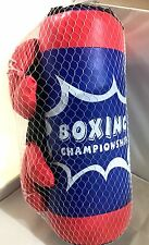 Children Boxing Punch Bag With Gloves Set Good Quality Great Gift For Children