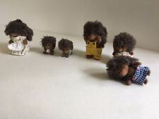 Calico Critters Pickleweeds Hedgehog Family with Twins Babies Family of 6