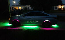 IP68 4FT/6.5FT CHASING Flow Series Underglow Automotive Bluetooth LED Strips Kit