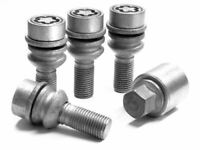 Anti Theft Locking Wheel Bolt Set Audi Q7 Thatcham Approved