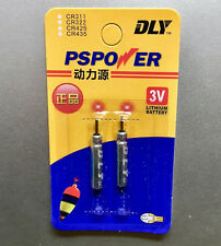 Stabbatterie CR425 für Elektro Posen, Angelposen, Bissanzeiger