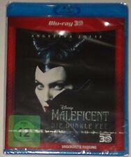 Maleficent Die Dunkle Fee 3D   Neu Blu Ray  OVP