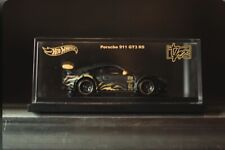 Hot Wheels Tanner Fox Porsche 911 Gt3 LTD Collectors Edition Limited