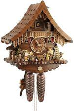 Engstler -holzhacker 34cm- 47916/8 Reloj Cucú ORIGINAL DE LA SELVA NEGRA cuco