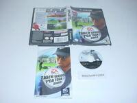 TIGER WOODS PGA TOUR 2003 game complete w/ manual NINTENDO GAMECUBE