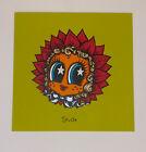 Marq Spusta The Next Bette Art Print Mini 2021 Silkscreen Absinthe Rubber Paper