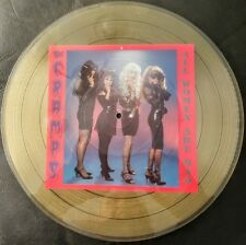 "THE CRAMPS -"" ALL WOMEN ARE BAD""  PICTURE DISC  "" NEW, NEVER PLAYED"" VINYL"