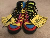 Adidas Originals Jeremy Scott Bear Shoes G96188 Limited