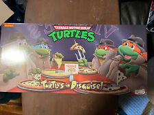 NECA TMNT Turtles In Disguise Brand New In Hand Sealed Ships Today