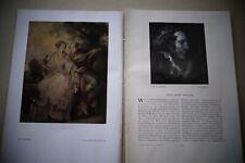 1924 die Kunst Fachbericht Kunstdruck 129 / Otto Maria Porsche