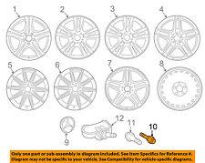 MERCEDES OEM 14-16 E350 Wheel-Wheel Lug Bolt 0009908307