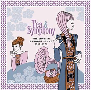 V/A-Tea & Symphony - The English Baroque Sound 1968-1974 (US IMPORT) CD NEW