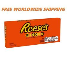 Reese's Pieces Peanut Butter Candy 4 Oz FREE WORLDWIDE SHIPPING