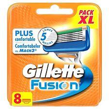 Gillette Fusion Rasierklingen, 8 Stück