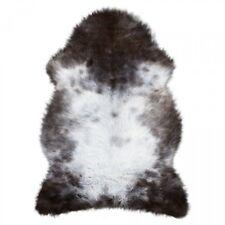 Lammfelle Englisches Lammfell naturbraun verschiedene Farbstellungen ca. 110 cm