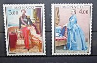 "FRANCOBOLLI MONACO 1979 ""PITTORI PERSONAGGI"" MNH** SET (CAT.5A)"