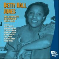 Betty Hall Jones The Complete Recordings 1947-1954