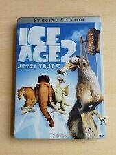 Ice Age 2 Jetzt Taut's, Special Edition Steelbook, Steelbox, DVD Film,...