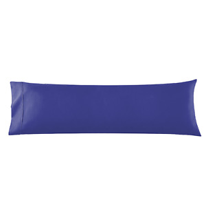 Body Pillowcase - 1 Microfiber Pillow Case -Body Pillow Size 20x54, Royal Blue