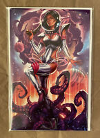 """SOLD OUT: SHAHRAZAD SIDEQUEST - """"IN SPAAAACE!"""" KICKSTARTER VIRGIN EXCLUSIVE"""