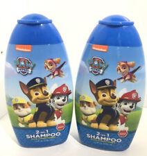 Nickelodeon Paw Patrol 2-in-1 Shampoo Plus Conditioner 10 Fl Oz