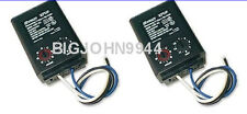 Two Pack X10 PRO XPDF Inline Dimmable Soft Start Module Same as Leviton 6376
