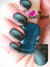 Nail Wraps Nail Art Nail Decals Nail Transfers Designs 20 Trendy Galaxy Stars