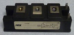 POWEREX KD221K05 Dual Darlington Transistor Module 50A 1000V