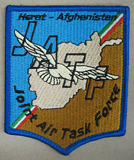 "Toppa/Patch Tuta Volo ""JATF - JOINT AIR TASK FORCE"" ISAF - HERAT (Originale)"