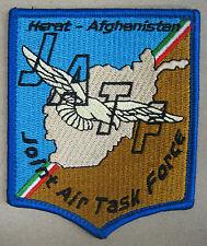 "Toppa/Patch Tuta Volo ""JATF - JOINT AIR TASK FORCE"" ISAF - HERAT (Originale)"