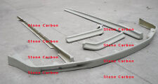 NI Style FRP Side Skirt andFRP Rear Bumper Spat and Front Lip For Nissan R34 GTR