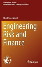 Engineering Risk And Finance (international Series In Operations Research & M...