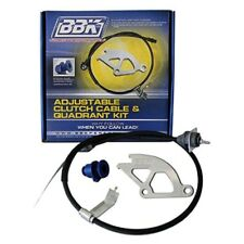 For Ford Mustang 1979-1995 BBK Clutch Quadrant, Cable & Firewall Ajuster Kit