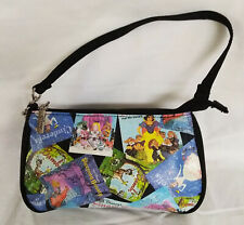 Walt Disney Girls Purse, Bambi, Sleeping Beauty, Alice, Cinderella, Snow White