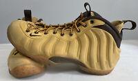 CLEAN Nike Air Foamposite One Wheat Haystack Size 9 575420-700 Jordan Penny