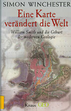 Winchester, Map changed D. world, William Smith Birth Mod. Geology 2001