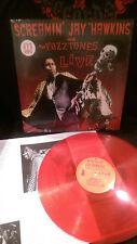 Screamin' Jay Hawkins/The Fuzztones LIVE Vinyl Spell on You Aligator Wine Gloria