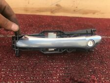 143# MERCEDES W211 W219 E320 E550 FRONT LEFT DOOR EXTERIOR HANDLE ASSEMBLY OEM