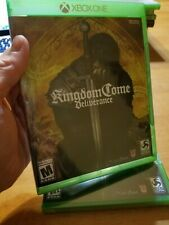 Xbox One Kingdom Come Deliverance BRAND NEW FACTORY SEALED