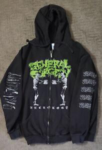 General Surgery Hoodie Shirt Death Metal Carcass Napalm Death Goregrind
