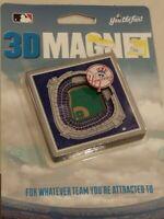 yankee stadium replica 3d magnet new york yankees mlb baseball magnet 3 D ny