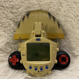 "Star Wars 1999 Episode ""Battle Tank Attack"" Game By Tiger Electronics Ltd"