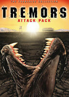 Tremors Attack Pack (DVD, 2005)